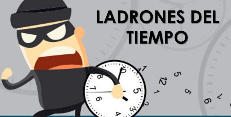 5 LADRONES DEL TIEMPO QUE NO TE DEJAN SER MAS PRODUCTIVO